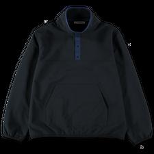 Nanamica Alphadry Pullover Jacket - Dark Navy