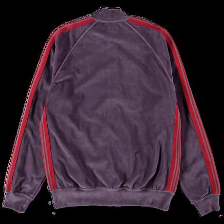R.C. Velour Track Jacket