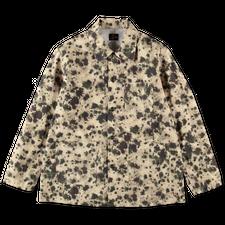 Needles D.N. Coverall Canvas Jacket - Khaki