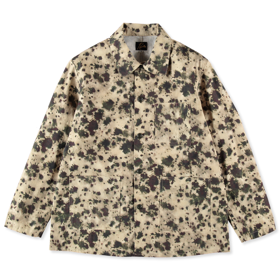 D.N. Coverall Canvas Jacket
