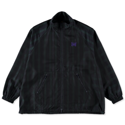 Cupra Plaid Jog Jacket