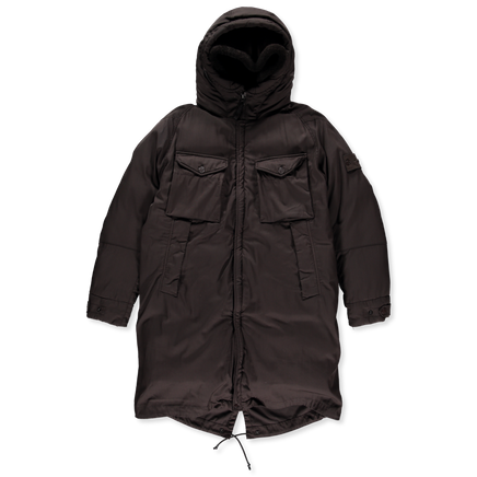 Ghost Stretch Wool Down Parka 7315716F2 V0070