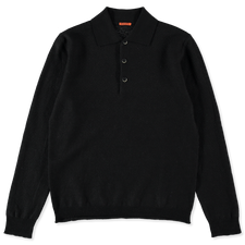 Barena Venezia Remador Filino Sweater - Black