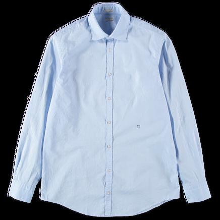 Canary Oxford Shirt