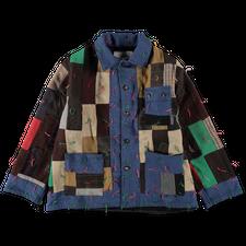 Bode                                               Crazy Quilt Jacket - Multi