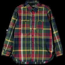 Engineered Garments  Work Shirt - Green
