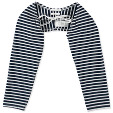 Engineered Garments  Knit Sleeve - Navy Stripe