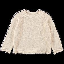 MASKA Lyra Sweater - Off White