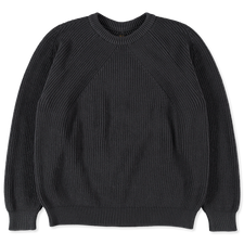 Batoner Signature Crew Neck - Light Navy