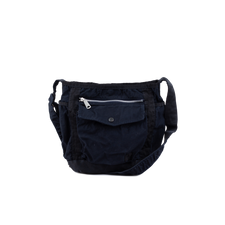 Porter Crag Small Shoulder Bag - Navy