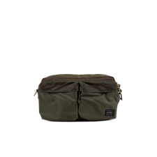 Porter Force 2Way Waist Bag - Olive Drab