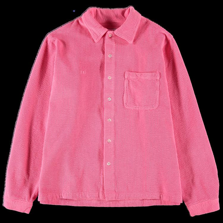 ERL                                                Corduroy Shirt - Pink