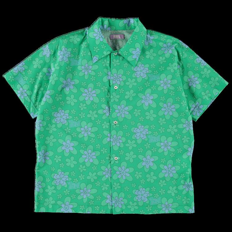 ERL                                                Men's S/S Shirt - Green