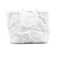 ERL                                                Circle Bomber Bag - White
