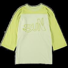 ERL                                                Fotball Jersey Sun T-Shirt - Yellow