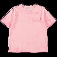 ERL                                                Plain Pocket T-Shirt - Neon Pink