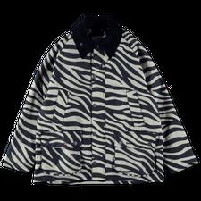 Barbour x Noah                                     Noah Zebra Bedale - Zebra Print
