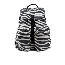Barbour x Noah                                     Noah Backpack - Zebra Print