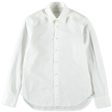 Nitty Gritty Washed Linen Shirt - White