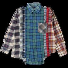Needles 7 Cuts Flannel Shirt - Multi