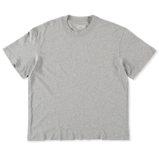 Lady White Co. Athens T-Shirt - Heather Grey