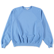 Lady White Co. Jacob Swetshirt - Sky Blue