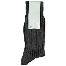 Lady White Co. LWC Socks - Cream Melange