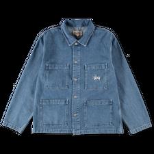 Stüssy Denim Chore Jacket - Blue