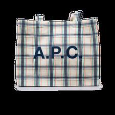 A.P.C. Diane Shopping Bag - Multi
