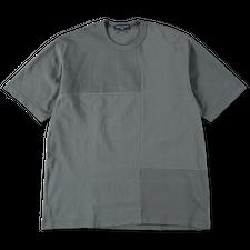 Comme des Garçons Homme                            Patchwork T-Shirt - Grey