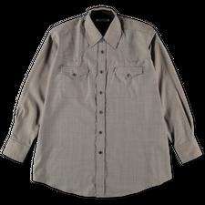 Our Legacy                                         Cut Ranch Shirt - Stone Grey