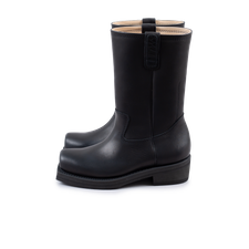 Our Legacy                                         Flat Toe Boot - Black