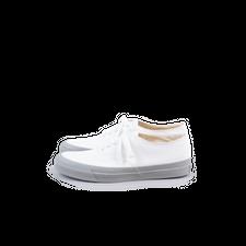 Asahi Shoes                                        M014 Sneaker - White/Grey