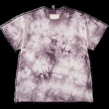 Jeanerica Marcel Cold Dye T-Shirt - Purple