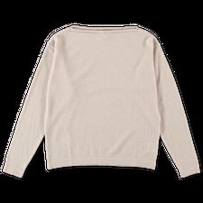 MASKA Kian Cashmere Sweater - Sand