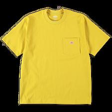 Danton                                             Solid Pocket T - New Yellow