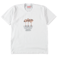 Eden Power Corp.                                   Wretched Mushrooms T-Shirt - White