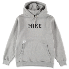 WTAPS ACADEMY / HOODED / COTTON - Grey