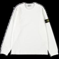 Stone Island Heavy L/S T-Shirt 751564450 V0001 - White