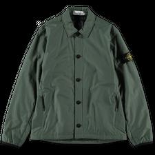 Stone Island Primaloft Button Overshirt 751511525 V0055 - Sage