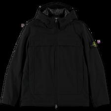 Stone Island Soft Shell Primaloft Jacket 751541427 V0029 - Black