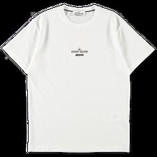 Stone Island Archivio Print T-Shirt 75152NS91 V0001 - White