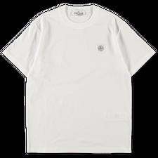 Stone Island Chest Patch T-Shirt 751523742 V0001 - White