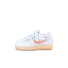 Nike Sportswear Flyleather Air Force 1 - White