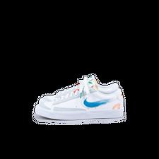 Nike Sportswear Flyleather Blazer Low '77 - White