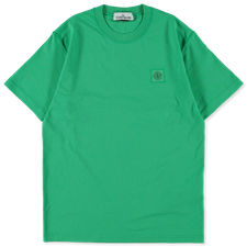Stone Island Chest Patch T-Shirt 751523742 V0050 - Green