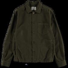 Aspesi Bongo Shirt - Military
