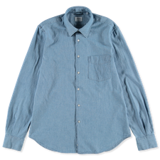 Aspesi Sedici Shirt - Light Denim