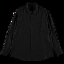 Auralee                                 Super Light Wool Shirt - Black