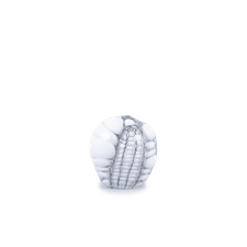 Carl Cyrén                                         Glass Sculpture - White